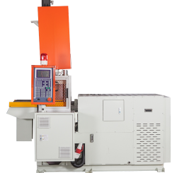 PT-450D油电混合机立式注塑机